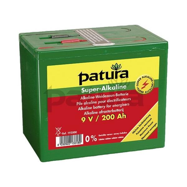 9V Super Alkaline Battery