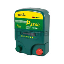 Patura 3500 Energiser for Electric Fencing